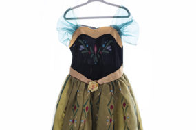 Vestido Ana-Frozen