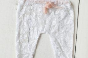 Pantaloncito randas niña