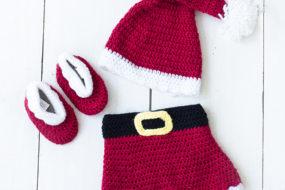 Disfraz tejido mamá Noela