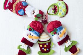 Set cocina navideña